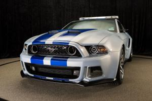 Ford Mustang Need for Speed Pace Car 2013 года
